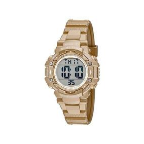 Relógio Speedo Feminino Digital Dourado 80631loevnp1