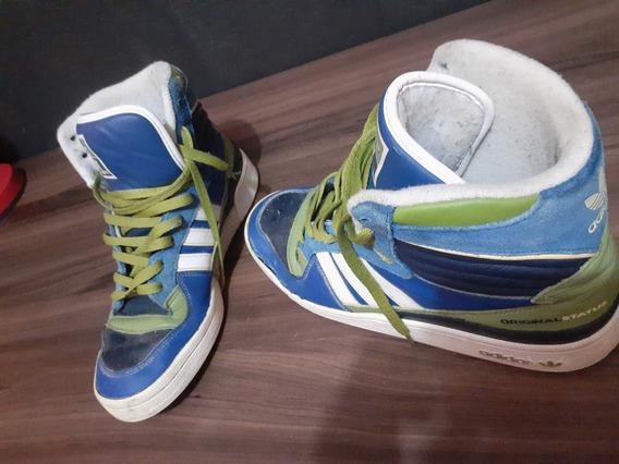 Tenis adidas Cano Alto Skate Skatista Converse Weapon Nike