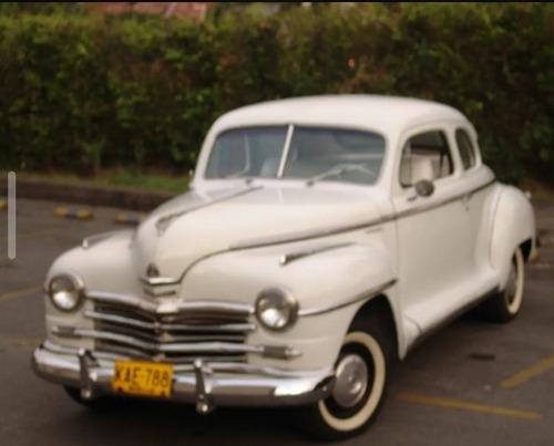 Plymouth El Modelo Es 1947