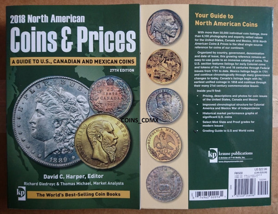 Catalogo Digital De Monedas Coins And Price 2018 Mexico