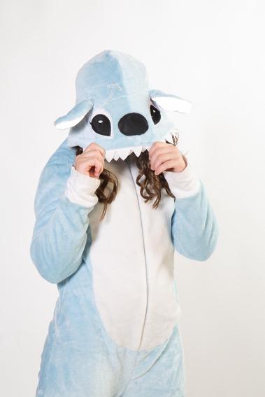Pijama Kigurumi Sticht Niñas/ Adultos Leer Descripción