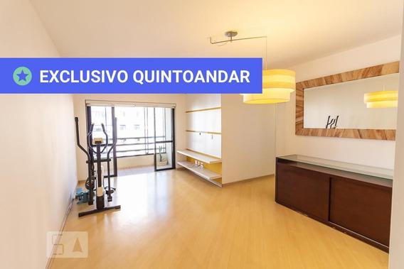Apartamento No 8º Andar Com 3 Dormitórios E 2 Garagens - Id: 892949402 - 249402