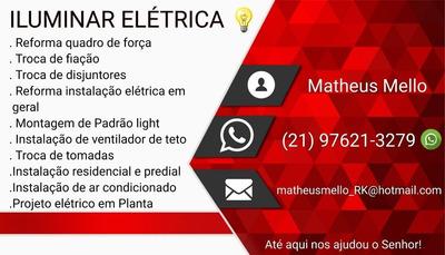 Eletricista Residência E Prédial