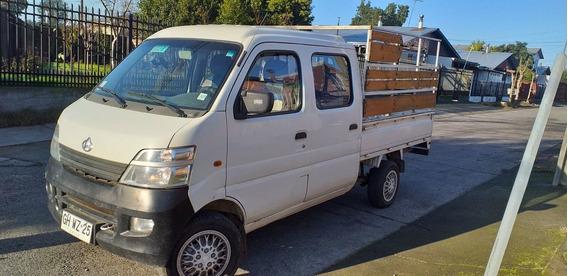 Vendo Camioneta Changan Doble Cabina Año 2014.-