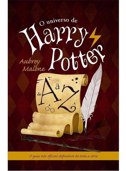 Livro O Universo De Harry Potter - Novo - Frete 9,00