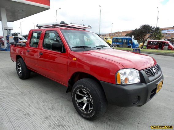 Nissan Frontier D22/np300 Doble Cabina