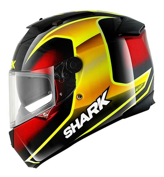 Capacete Shark Speed-r Starq Kyr Motociclista Original Nf