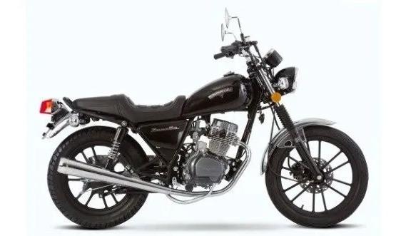 Zanella Eagle 150 St 18ctas$6.205 Motoroma (suzuki Gn 125)