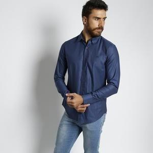 Camisa Vide Bula Classic Com Bordado.