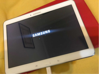Tablet Samsung 4 T530 16 Gb Impecable Como Nueva