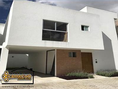 Venta De Casa En Fuertes De Guadalupe Cuautlancingo Opc-0260