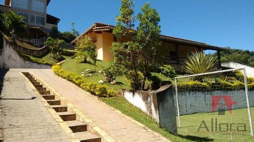 Chácara Em Condomínio Com 3 Dormitórios À Venda, 1000 M² Por R$ 890.000 - Vila Petrópolis - Atibaia/sp - Ch0133