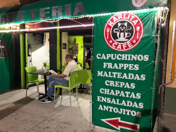Traspaso Cafetería Col. 20 De Noviembre