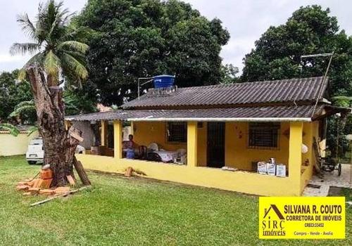 Itaipuaçu- Chácara 1.240 M²- 2 Quartos - R$ 300 Mil - 402
