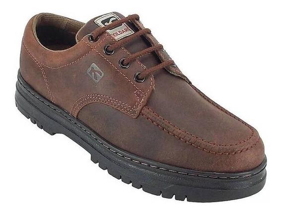 Sapato Masculino Kildare Couro Timber G521 Original