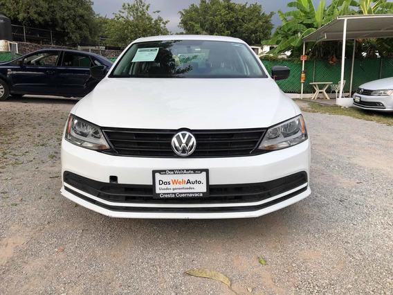 Volkswagen Jetta 2.0 Tiptronic At 2018 (628 E)