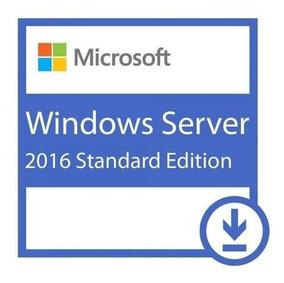 Key Licença Windows Server 2016 Standard Original + Nfe