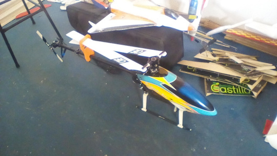Helicoptero Fusion 600 Trex