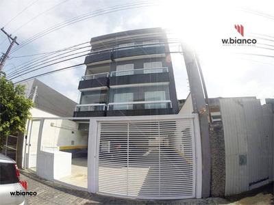 Cobertura Residencial À Venda, Planalto, São Bernardo Do Campo, 2 Dor, 1 Suite, 2 Vagas - Co0198. #wbianco - Co0198