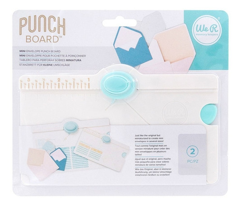 We R - Punch Board 123