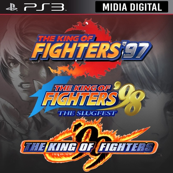 Ps3 - The King Of Fighters Kof 97 98 99
