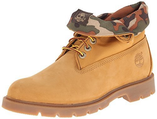 24980f74 Botas Timberland Roll Top Ocre A11fv Hombre Look Trendy - $ 1,999.00 ...