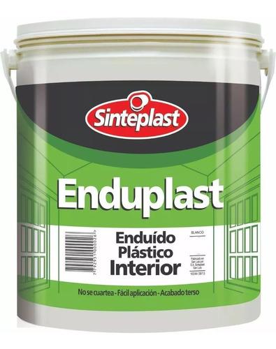 Enduplast Enduido Plastico Interior 25kgs Sinteplast - Rex