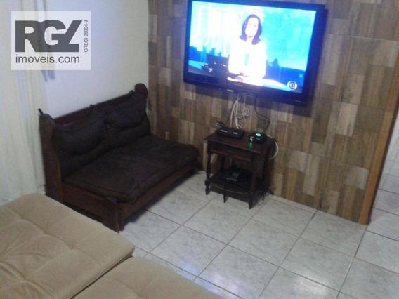 Sobrado Residencial À Venda, Vila Margarida, São Vicente. - So0068