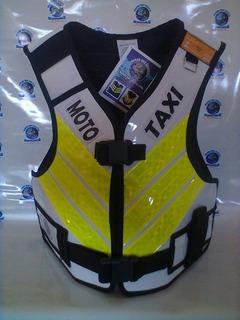 Coletes Para Moto Taxi