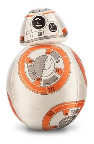 Bb-8 Star Wars Force Awakens Pelúcia Disney Pronta Entrega!
