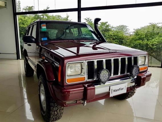 Jeep Cherokee 4.0 Classic 2000