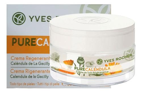 Imagen 1 de 5 de Crema Facial Regeneradora Dia / Noche Yves Rocher