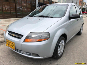 Chevrolet Aveo Aveo Five 1400cc Mt Aa Dh Fe