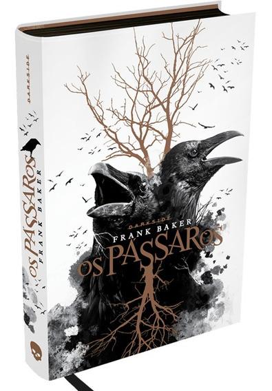 Frete Grátis - Livro - Os Pássaros - Capa Dura