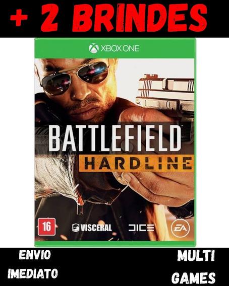 Battefild Hardline Xbox One + 2 Jogos De Brinde