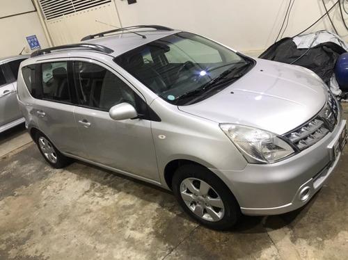 Nissan Livina Sl 1.8 Automático Flex 2012