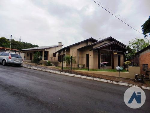 Imagem 1 de 22 de Casa Com 3 Dormitórios À Venda, 180 M² Por R$ 600.000,00 - Imigrante - Campo Bom/rs - Ca2606