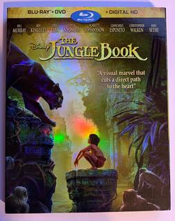 El Libro De La Selva Blu-ray