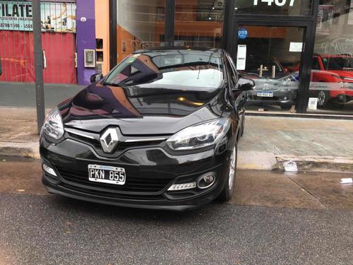 Renault Mégane Iii 1.6 Ph2 Luxe Pack 2015 = 0k!! Argemotors