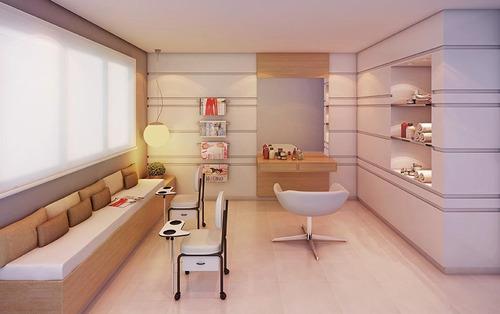 Apartamento Com 2 Dormitórios À Venda, 48 M² Por R$ 420.000,00 - Casa Verde - São Paulo/sp - 5521