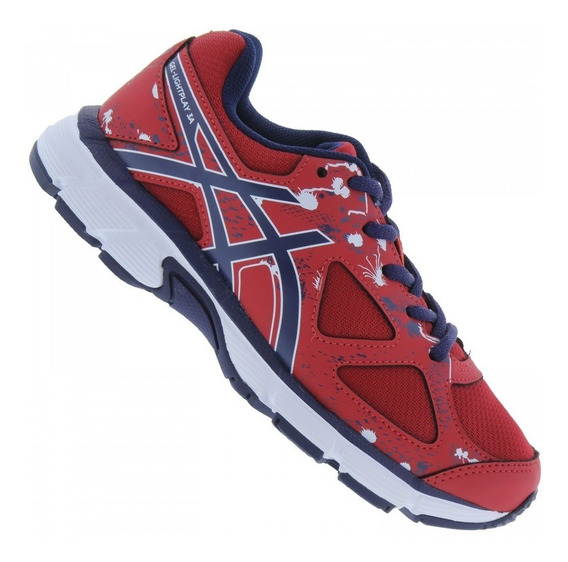 Tênis Asics Lightplay 3 Juvenil Gs - Original