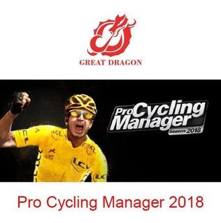 [contacto Antes De La Compra] Pro Cycling Manager 2018 Pc