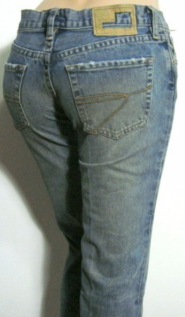 Custo Barcelona Pantalon Jeans Semielastizado T23 Localizado