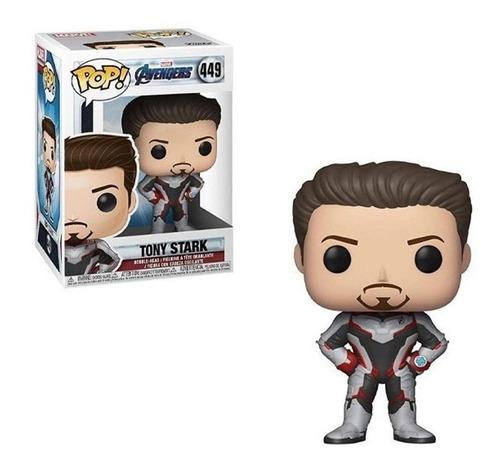 Funko Pop! Marvel: Avengers Endgame: Tony Stark #449