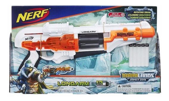 Nerf Doomlands Impact Zone Longarm - Hasbro