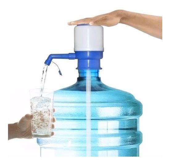 Bomba Torneira Para Garrafão Galão De Água 10 E 20 Litros