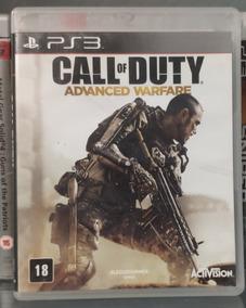 Call Of Duty Advanced Warfare® Ps3 Mídia Física Frete R$ 10
