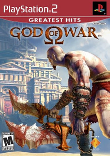 God Of War Playstation 2