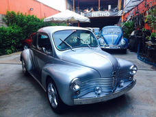 Renault 4 Cv Hot 1949 Rabo Quente Garagem Retrô