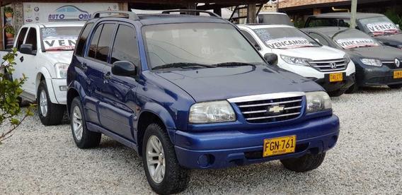 Chevrolet Grand Vitara 5p 2008 4*4 Aire Dh V/e